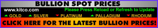 Bullion Spot Prices