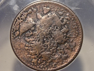 1794 Large Cent G4 Details ANACS Head of '94 S-44