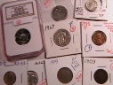 ** COINS GALORE COIN LOT **