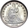 SEATED DIMES (1837-1891)